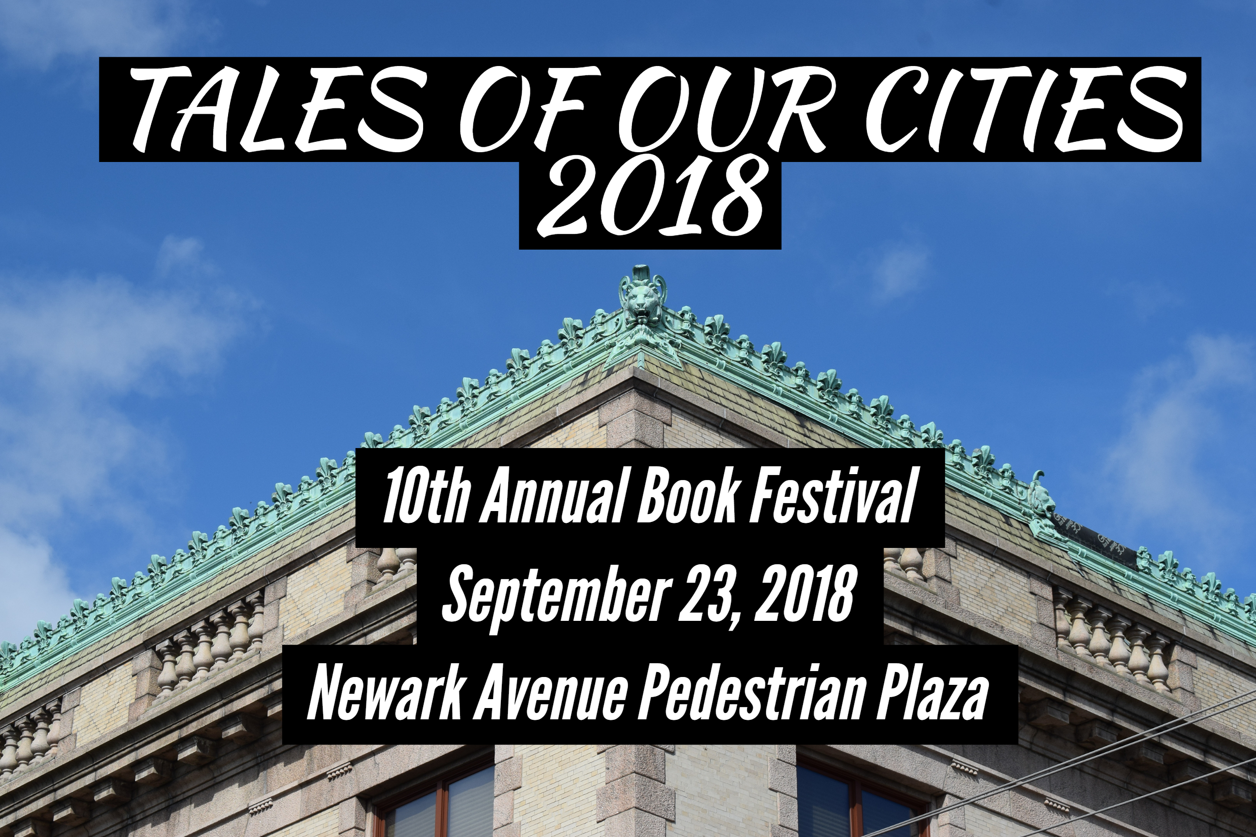 Tales of Our Cities 2018