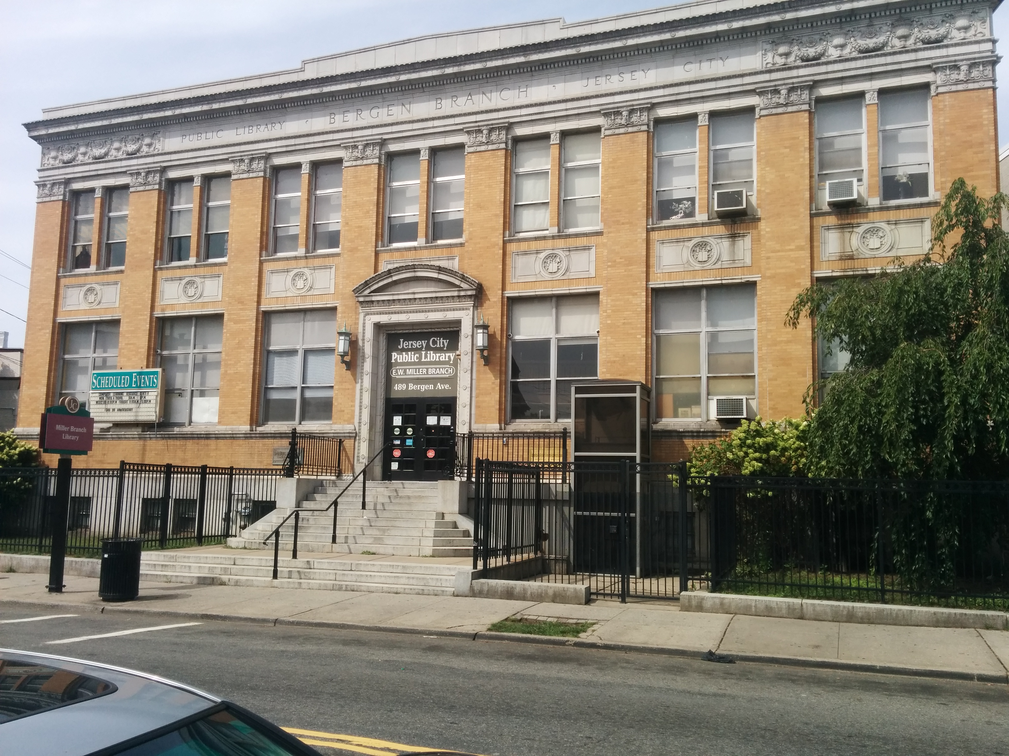 Library Hours In Jersey City